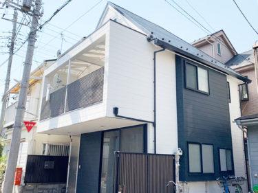 葛飾区 Y様邸 外壁・屋根塗装事例