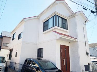 越谷市 N様邸 外壁・屋根塗装事例