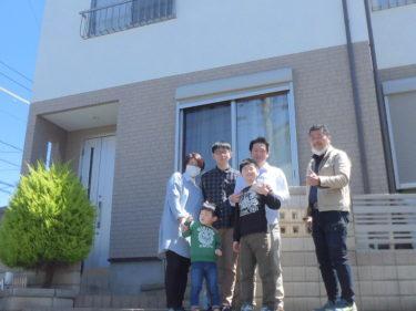 春日部市 U様邸 外壁・屋根塗装事例