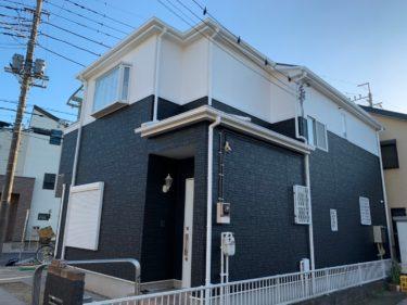 越谷市 O様邸 外壁・屋根塗装事例