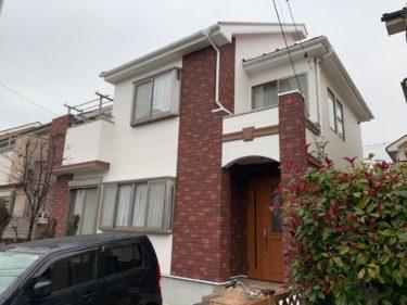 吉川市 Y様邸 外壁・屋根塗装事例