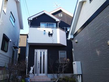 野田市 S様邸 外壁・屋根塗装事例