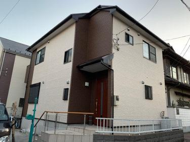 草加市 M様邸 外壁・屋根塗装事例