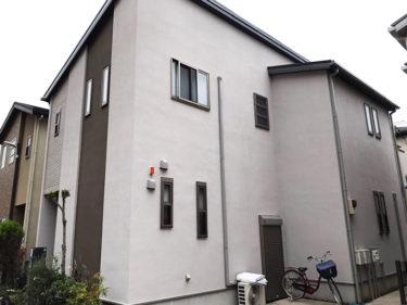 春日部市 S様邸 外壁・屋根塗装事例