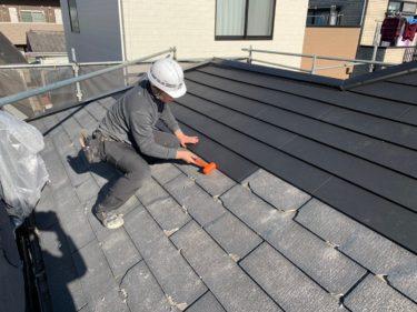 【新工法】接着式スレート屋根専用カバー工法 「Cガード」
