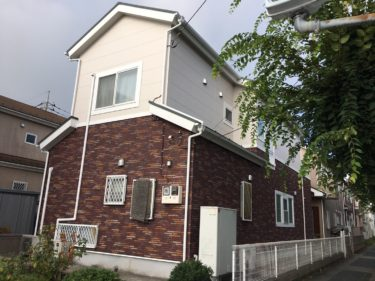 松伏町Y様邸 屋根・外壁塗装工事