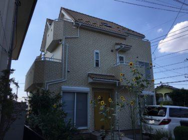 越谷市O様邸 屋根・外壁塗装工事