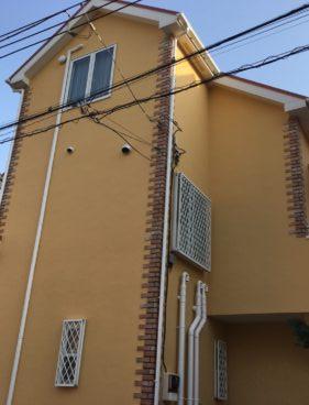 越谷市H様邸 屋根・外壁塗装工事