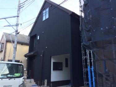 越谷市K様邸 屋根・外壁塗装工事