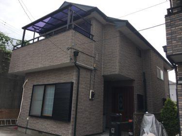 さいたま市G様邸 屋根・外壁塗装工事