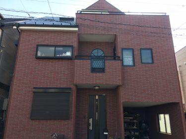 草加市A様邸 屋根・外壁塗装工事